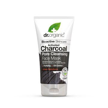 Dr Organic Ansiktsmask Aktivt Kol Ansiktsmask, 125 ml