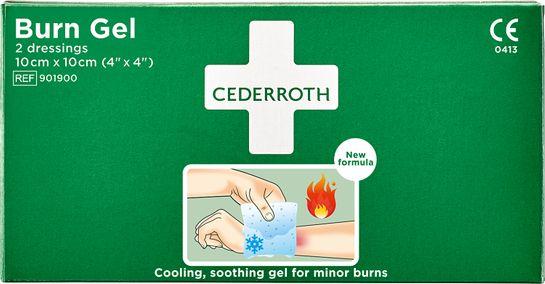 Cederroth Burn Gel Dressing 2 st