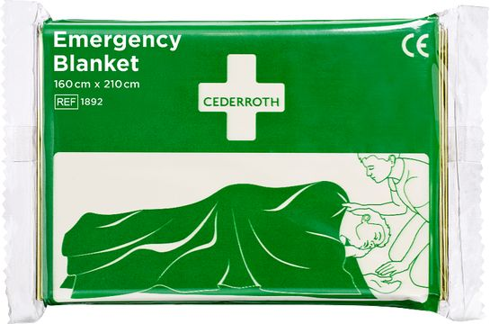 Cederroth Emergency Blanket 1 ST