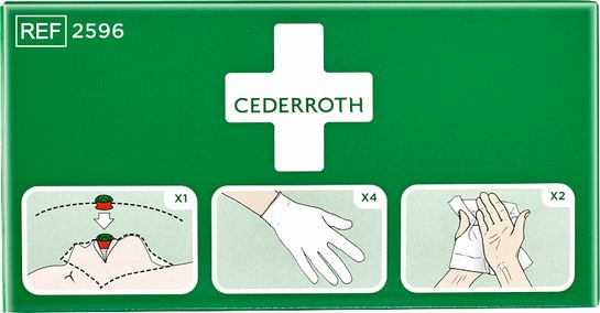 Cederroth Protection Kit 1 ST