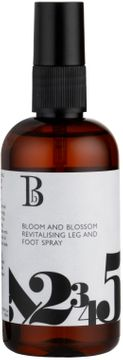 Bloom and Blossom Revitalising foot and leg spray 100 ml