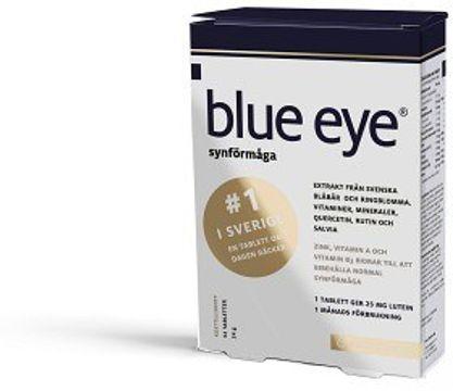 Blue Eye Elexir Pharma Kosttillskott med blåbär och lutein 32 st