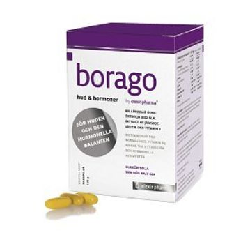 Borago by Elexir Pharma 72 kapslar