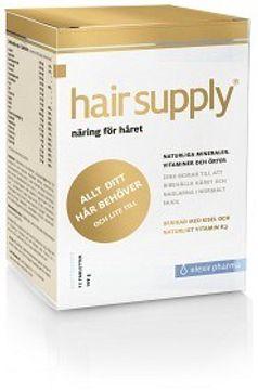 Hair Supply Elexir Pharma Näring för håret 72 tabl