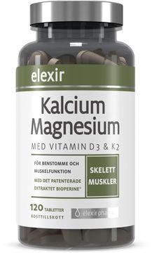 Elexir Elexir Pharma Kalcium/Magnesium 120 tabl