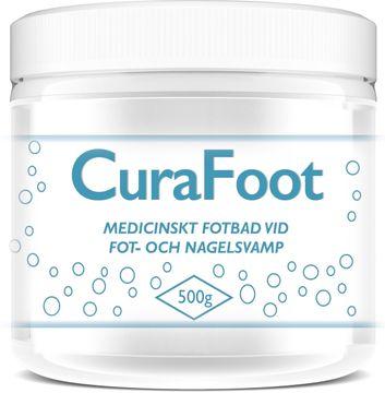 CuraFoot Medicinskt fotbad, 500 g