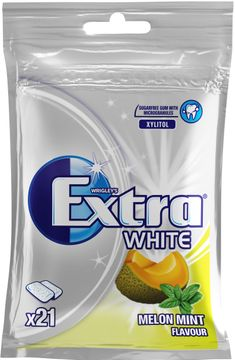 EXTRA Extra white melonmint