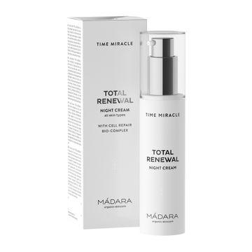 Mádara Total Renewal Night Cream 50 ml