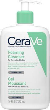 CeraVe Foaming Cleanser Rengöring, 473 ml