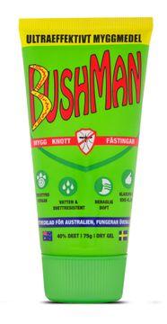 Bushman Myggmedel Dry gel 75 g