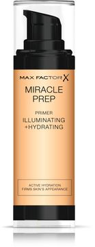 Max Factor Illuminating & Hydrating Primer Miracle Prep. Primer.