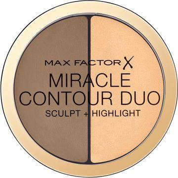 Max Factor Miracle Contour Duo Light/Medium 11ml