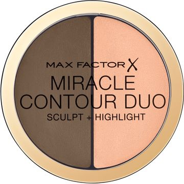 Max Factor Miracle Contour Duo Medium/Deep 11ml