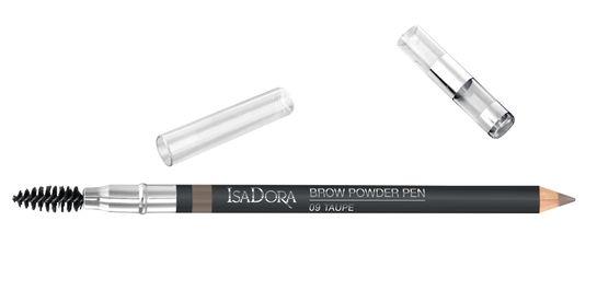 Isadora Brow Powder Pen 09 Taupe, Ögonbrynspenna