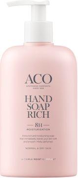 ACO Body Hand Soap Rich Handtvål, 300 ml
