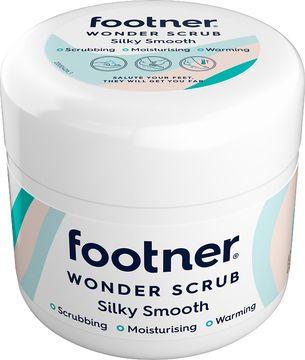 Footner Wonder Scrub Skrubb för fötterna. 125 ml.