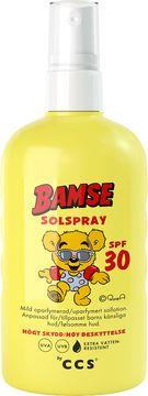 Bamse Solspray SPF 30 Solskydd för barn. 200 ml