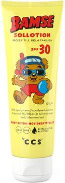 Bamse Sollotion SPF 30 Solskydd för barn. 250 ml