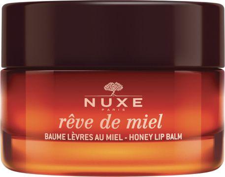 Nuxe Rêve de Miel Ultra-Nourishing Lip Balm. Läppbalsam. 15 g