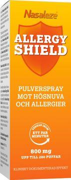 Nasaleze Allergy Shield Pulverspray mot hösnuva eller allergi