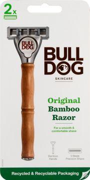 Bulldog Original Bamboo Razor 2 st