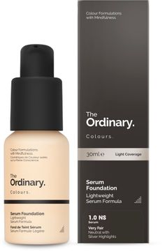 The Ordinary Serum Foundation 1.0 NS 30ml