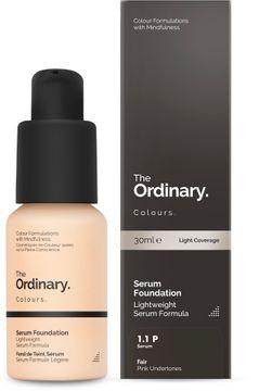 The Ordinary Serum Foundation 1.1 P 30ml