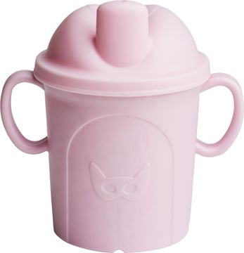 Herobility Eco Sippy Cup Rosa