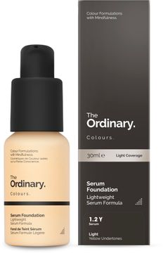 The Ordinary Serum Foundation 1.2 Y 30ml