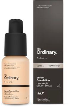 The Ordinary Serum Foundation 2.0 P 30ml