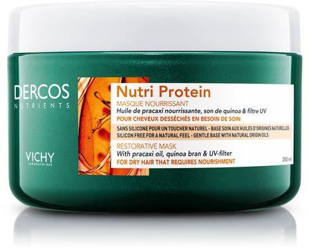 Vichy Dercos Nutrients Nour Mask 250ml 250 ml
