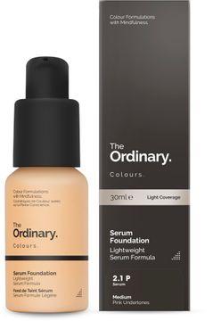 The Ordinary Serum Foundation 2.1 P 30ml