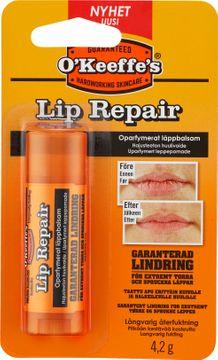 O Keeffes Lip Repair Oparfymerat Läppbalsam  4,2g