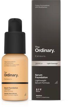 The Ordinary Serum Foundation 2.1 Y 30ml