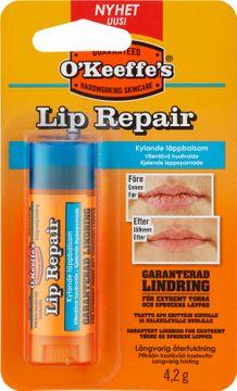 O Keeffes Lip Repair kylande Oparfymerat Läppbalsam kylande 4,2g