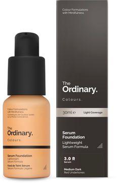 The Ordinary Serum Foundation 3.0 R 30ml