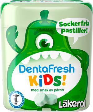 Läkerol DentraFresh Kids Pear 55g