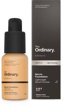 The Ordinary Serum Foundation 3.0 Y 30ml