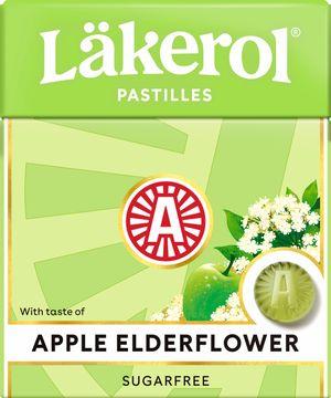 Läkerol Classic Apple Elderflower 1p 25g