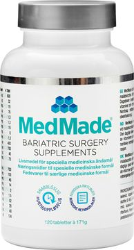 Medmade Bariatric Surgery Supplement 120st