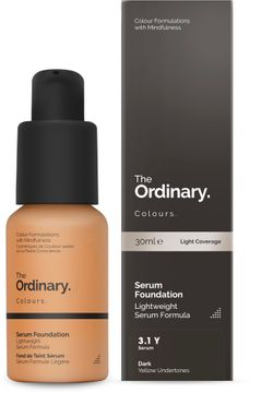 The Ordinary Serum Foundation 3.1 Y 30ml