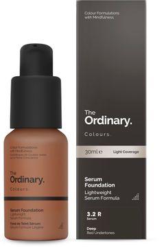 The Ordinary Serum Foundation 3.2 R 30ml
