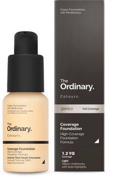 The Ordinary Coverage Foundation 1.2 YG 30ml