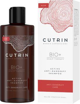 Cutrin BIO+ Active Anti-Dandruff Shampoo Schampo, 250 ml