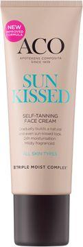 ACO Sunkissed Face Cream Ansiktskräm med lätt solbrun färg, 50 ml
