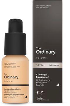 The Ordinary Coverage Foundation 2.1 P 30ml