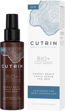 Cutrin BIO+ Energy Boost Scalp Serum for Men Hårserum, 100 ml