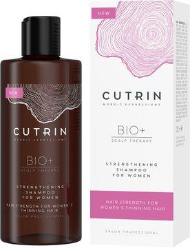 Cutrin BIO+ Strengthening Shampoo for Women Schampo, 250 ml
