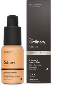 The Ordinary Coverage Foundation 3.0 R 30ml