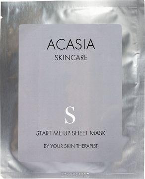 Acasia Skincare Start Me Up Sheetmask 23 ml